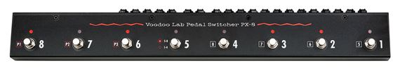 VooDoo Lab Pedal Switcher PX8
