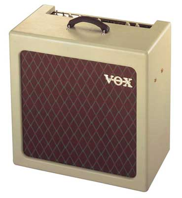 Vox Heritage Handwired AC15 H1TV Guitar Combo Amplifier