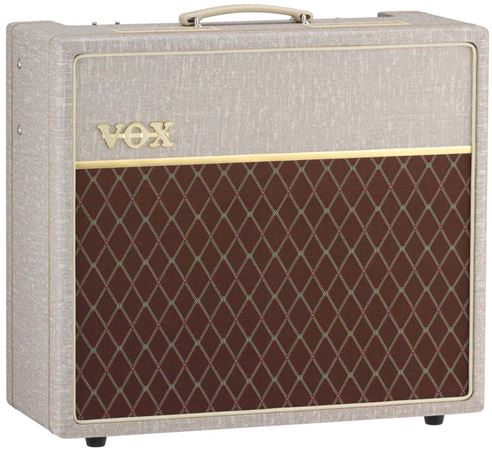 Vox AC15 HW1X Hand Wired Combo Guitar Amplifier