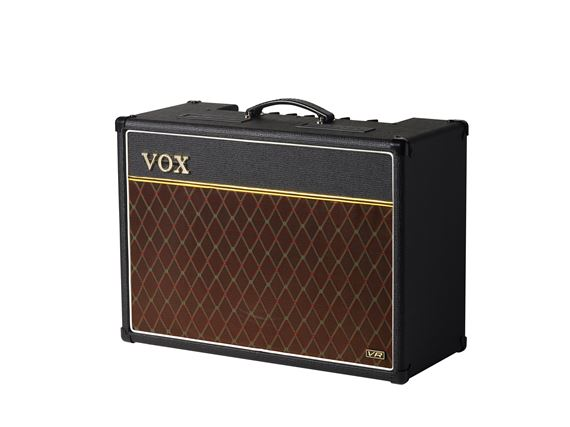 Vox AC15R Valve Reactor Guitar Combo Amplifier