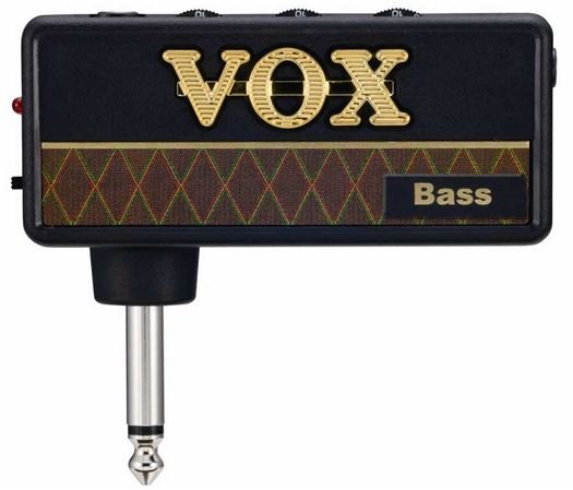 Vox AmPlug Bass Guitar Headphone Amp