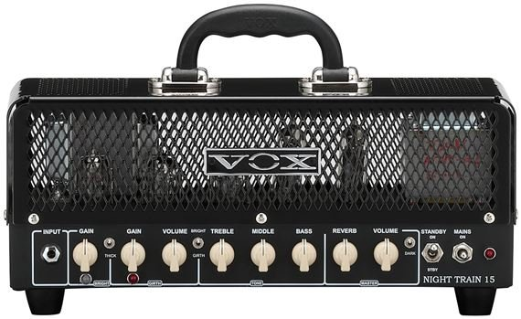 Vox NT15H-G2 Night Train G2 Guitar Amplifier Head