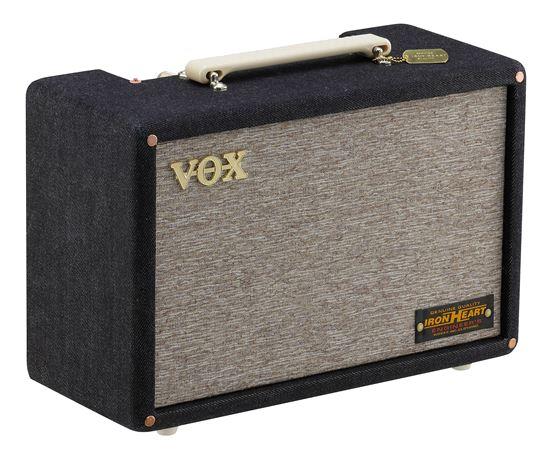 vox v9106 pathfinder 10 denim guitar amplifier. Black Bedroom Furniture Sets. Home Design Ideas