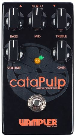 Wampler cataPulp V2 British Distortion Pedal