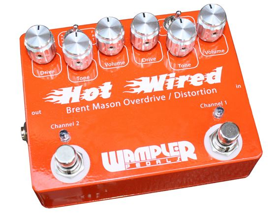 WAM HOTWIRED LIST Product Image