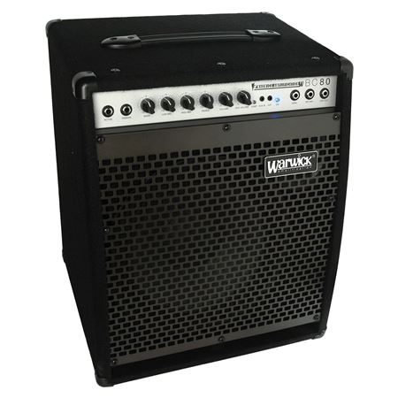 Warwick BC80 12 Inch Bass Combo Amplifier 80 Watts