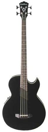 Washburn AB10 Acoustic Electric Bass Guitar with Gig Bag