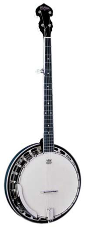 Washburn B14 5 String Banjo with Case