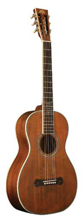 Washburn R316SWK 125th Anniversary Parlor Acoustic Guitar