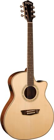 Washburn WCG18CE Comfort Series Acoustic Electric Guitar