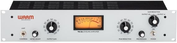 Warm Audio WA-2A Optical All-Tube Audio Compressor Limiter