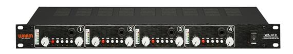 Warm Audio WA412 4 Channel Mic Preamp