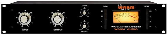 Warm Audio WA76 Discrete Compressor