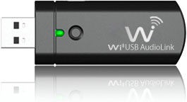 Wi Digital JMUST01 USB Stereo Wireless Transmitter
