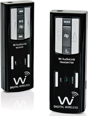 Wi Digital JMWAL35 AudioLink Digital Instrument Wireless System