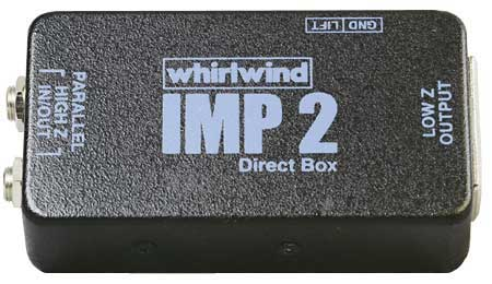 Whirlwind Imp 2 Transformer Direct Box
