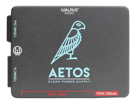 Walrus Audio Aetos 120V Power Supply