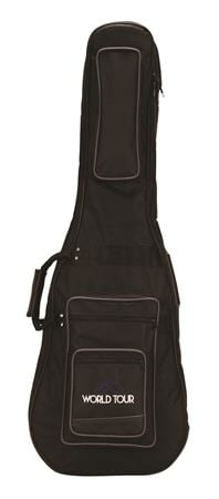 World Tour BDX22N Deluxe Pro Double Bass Guitar Gig Bag
