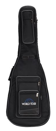 World Tour BG20PS Pro Series Bass Guitar Bag