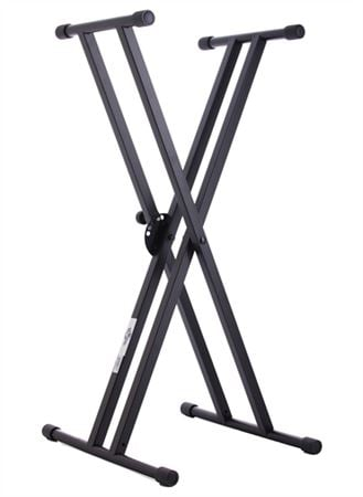 World Tour DXKS Double X Keyboard Stand