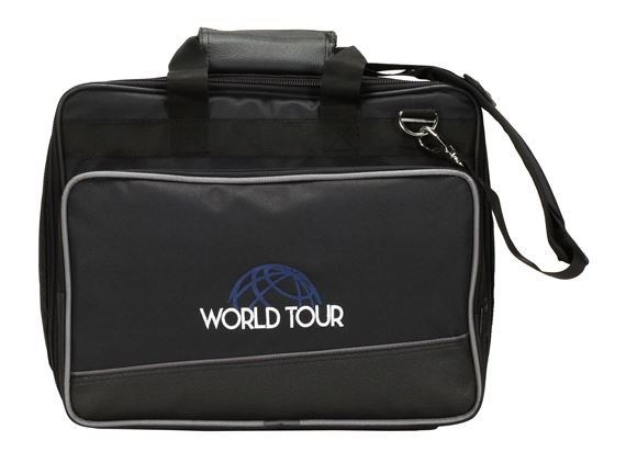 World Tour EB10 Deluxe Gig Bag 14.5 x 11 x 3.25""