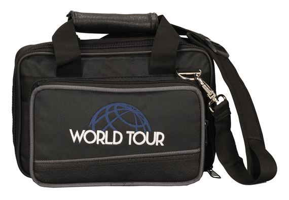 World Tour EB3 Deluxe Gig Bag 10 x 6.75 x 2.5""