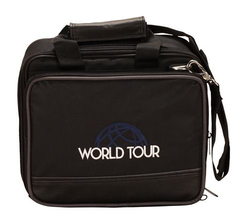World Tour EB5 Deluxe Gig Bag 10.5 x 9.5 x 3.5""