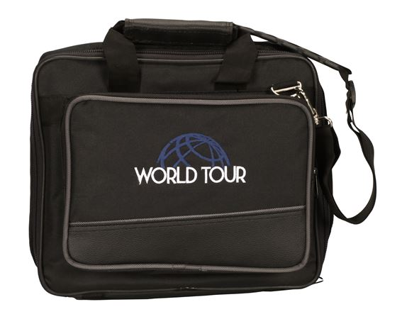 World Tour EB7 Deluxe Gig Bag 11.75 x 10 x 3.5""