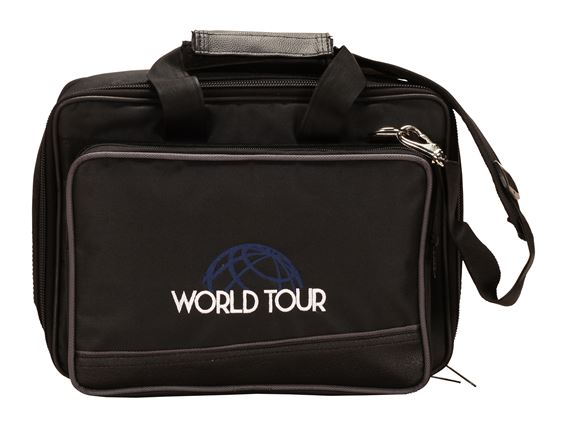 World Tour EB9 Deluxe Gig Bag 13.25 x 9.5 x 3.5""