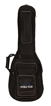 World Tour EDX22N Deluxe Pro Double Electric Guitar Gig Bag