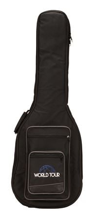 World Tour Deluxe 20mm Electric Guitar Gig Bag