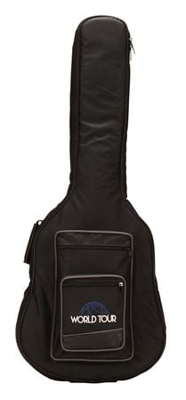 World Tour Deluxe ES335 Electric Guitar Gig Bag