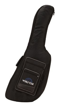 World Tour Deluxe 20mm Gibson/Epiphone Explorer Guitar Gigbag