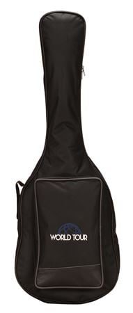 World Tour GBELECN Deluxe Electric Guitar Gig Bag