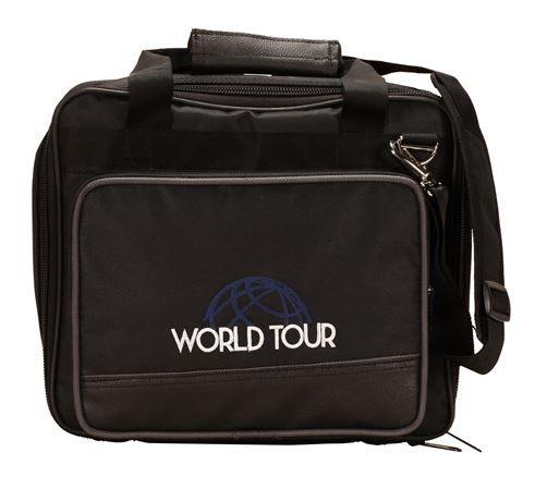 World Tour SS1N Strong Side Gig Bag 12.5 x 10.5 x 4""