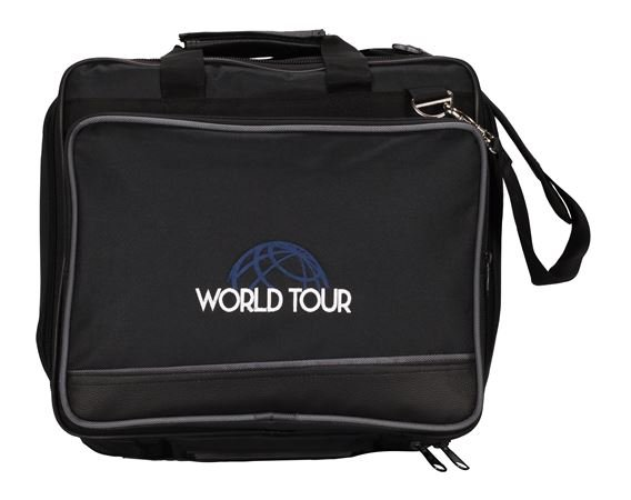 World Tour SS2N Strong Side Gig Bag 13.5 x 12 x 4.5""