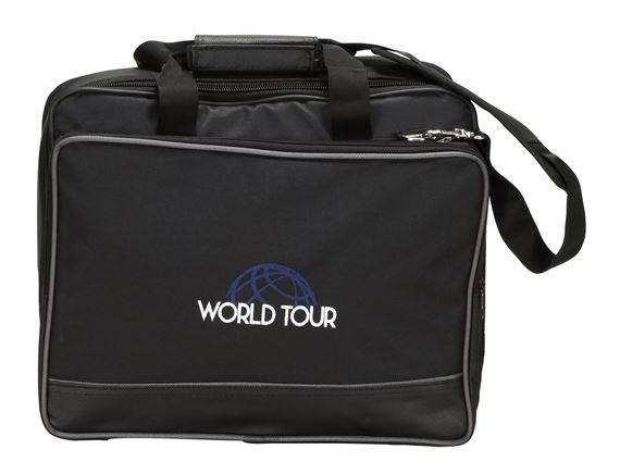 World Tour SS3N Strong Side Gig Bag 15 x 12.25 x 4.25""