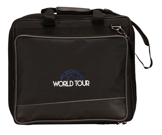 World Tour SS5 Strong Side Gig Bag - 17 x 15 x 4.25""