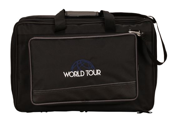 World Tour SS9 Strong Side Gig Bag 19 x 12.25 x 4.5""