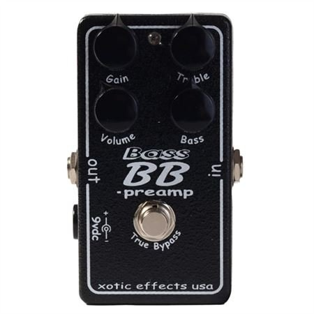 XOT BASSBBPREAMP LIST Product Image