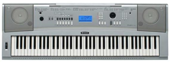 Yamaha DGX230 76 Key Portable Keyboard