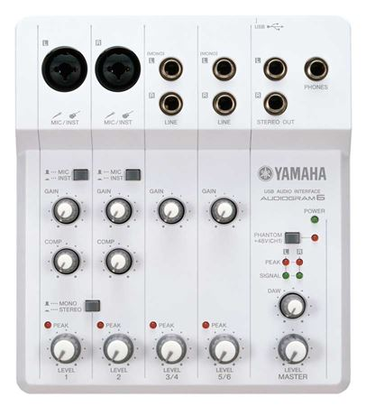 YAM AUDIOGRAM6 LIST Product Image