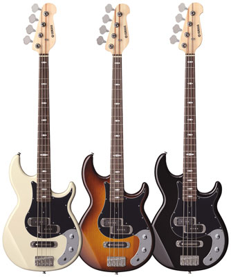 Yamaha BB424X Electric Bass Guitar