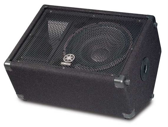 Yamaha BR12M 12 Inch Passive PA and Stage Monitor Speaker