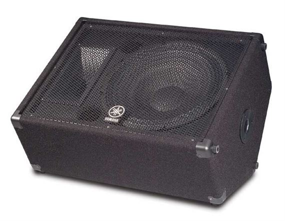 Yamaha BR15M 15 Inch Passive PA and Stage Monitor Speaker