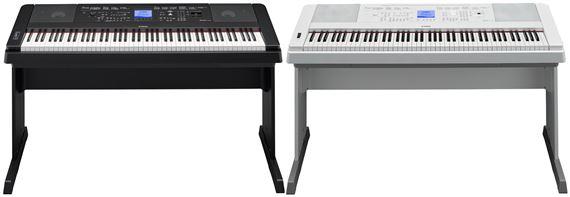 Yamaha dgx660b portable digital piano for Yamaha dgx 660 manual