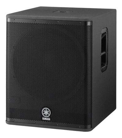 Yamaha DSR118W 18 inch Powered Subwoofer