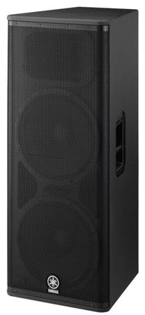 Yamaha DSR215 Dual 15 Inch Powered PA Speaker