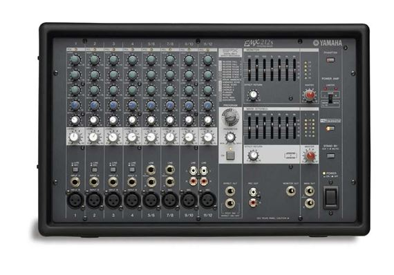 Yamaha EMX212S Powered Mixer with Effects
