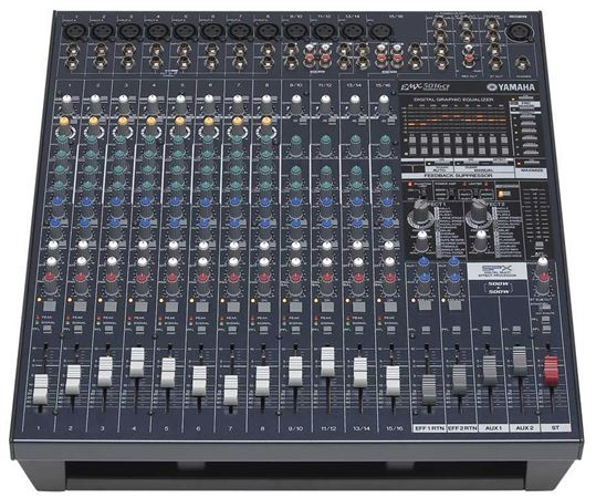 Yamaha EMX5016CF Powered Mixer